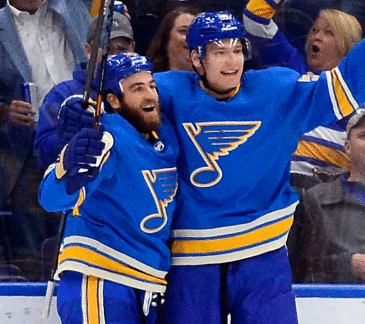 Calgary Flames vs St. Louis Blues – NHL oddstips