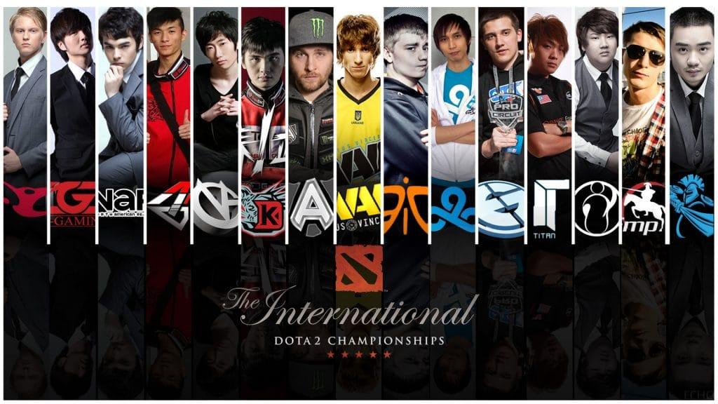 The International - Størst innenfor e-sport