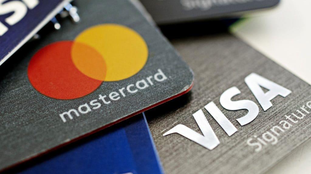 Betal med kort - Tippe på odds og betale med Visa og MasterCard