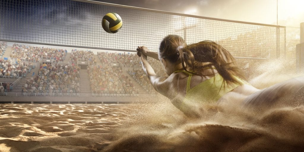 Volleyball betting og odds hos norske bettingselskaper
